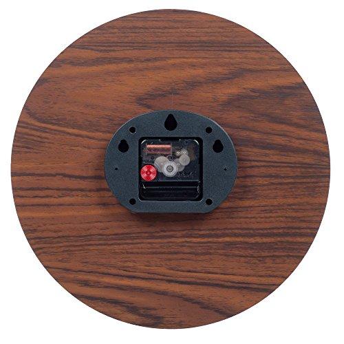 "KI Store Silent Wall Clock Decorative, Premium Vintage Wall Clocks 12"" 4"