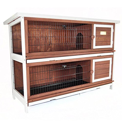 Advantek-Duplex-Rabbit-Hutch
