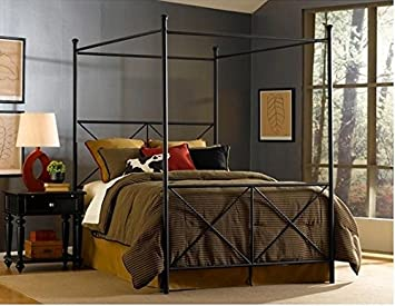 Excel Canopy Bed (King)