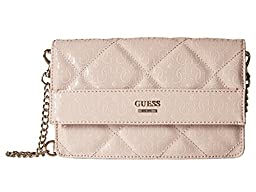 GUESS Women\'s Ophelia Petite Crossbody Bag Clutch Wallet Handbag
