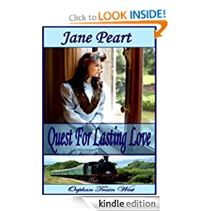 Quest for Lasting Love (The Orphan Train Series)