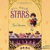 All Four Stars: All Four Stars, Book 1 | Tara Dairman