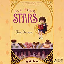 All Four Stars: All Four Stars, Book 1 Audiobook by Tara Dairman Narrated by Kathleen McInerney