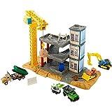 Matchbox Real Adventure Construction Play Set (Color: Multicolor)