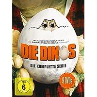 Die Dinos - Die komplette