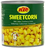 KTC Sweetcorn 340 g (Pack of 12)