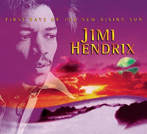 Jimi Hendrix - First Rays Of The New Rising Sun Cd/dvd - Zortam Music