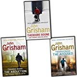 John Grisham John Grisham Theodore Boone 3 Books Collection Pack Set RRP: £20.97 (Theodore Boone, The Abduction, The Accused)