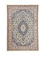 Navaei & Co. Alfombra Persian Nain Extra 9 Lah Azul/Multicolor 266 x 166 cm