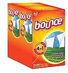 Bounce Outdoor Fresh Dryer Sheets HE,...