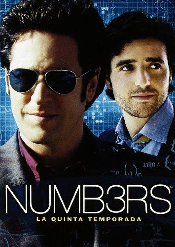 Numb3rs (5ª Temporada) [DVD]