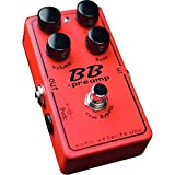 Effets guitare électrique XOTIC BB PREAMP Distortion - fuzz - overdrive...