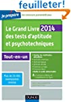 Le Grand Livre 2014 des tests d'aptit...