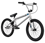 Diamondback Bicycles 2014 Session Pro BMX Bike (20-Inch Wheels), One Size, Silver