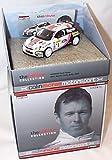 Corgi colin mcrae ford focus WRC monte carlo rally 2001 car 1.43 scale special edition diecast model