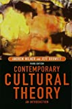 img - for Contemporary Cultural Theory: An Introduction book / textbook / text book
