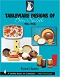 img - for Tableware Designs of Ben Seibel: 1940s-1980s (Schiffer Book for Collectors) by Richard G Racheter (2007-07-01) book / textbook / text book
