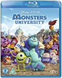 Monsters University [Blu-ray] [Region Free]