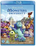 Monsters University [Blu-ray] [Region...