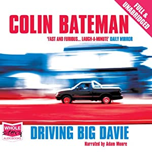 Driving Big Davie Audiobook