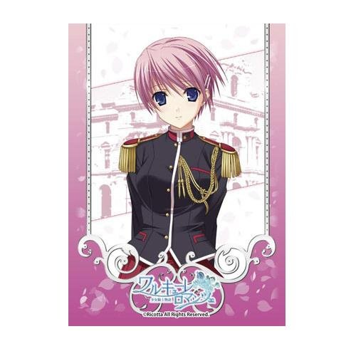 キャラクタースリーブコレクション ワルキューレ・ロマンツェ [少女騎士物語] 「希咲 美桜」