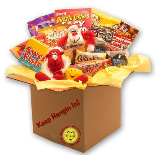 To Cheer You Up! Get Well Wishes Care Package (Cheer Up Care Package compare prices)