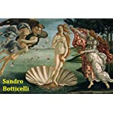 100 Color Paintings of Sandro Botticelli - Italian Early Renaissance Painter (c. 1445 - May 17, 1510) (English Edition)