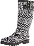 Chooka Women's Splitting Waves Rain Boot