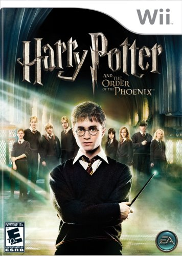 Buy Harry Potter and the Order of the Phoenix at Wii Game Store