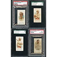 1887 N28 Allen & Ginter Baseball Set (-1) 273688 Kit Young Cards