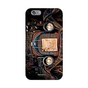 HomeSoGood A Vintage In Garage Multicolor 3D Mobile Case For iPhone 6S (Back Cover)
