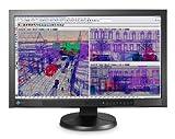 EIZO FlexScan 27インチ TFTモニタ 2560x1440 DisplayPort MiniDisplayPort DVI-D24Pin  フレックススタンド ブラック SX2762W-HXBK