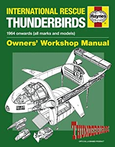 Thunderbirds Manual (Agents' Technical Manual)