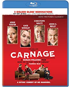 Carnage (Bilingual) [Blu-ray]