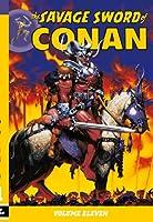 The Savage Sword of Conan Volume 11