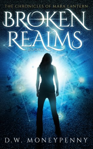 Broken Realms by D.W. Moneypenny ebook deal