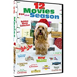 12 Movies For the Season Holiday Movie Collection