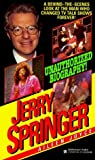 img - for Jerry Springer Biography (Zebra Book) by Aileen Joyce (1998-07-01) book / textbook / text book