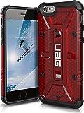 Protection UAG Pour iPhone 6 / iPhone 6S, Composite Poids Plume [MAGMA], Conforme Aux Tests Militaires De Protection Du T�l�phone En Cas De Chute