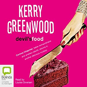 Devil's Food | [Kerry Greenwood]