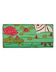 India Circus Women's Wallet (Multi Coloured) (17179)