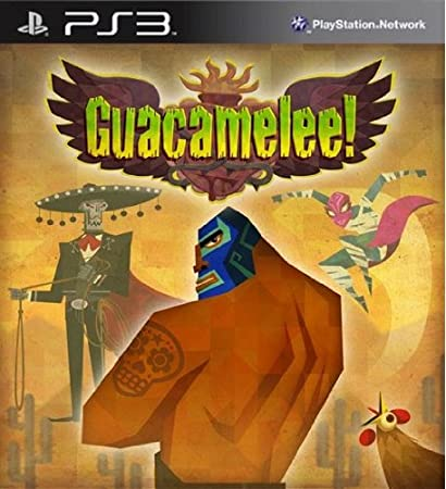 Guacamelee!  - PS3 [Digital Code]