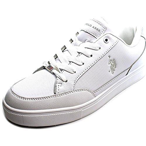 us-polo-assn-cale-h-hommes-us-10-blanc-baskets