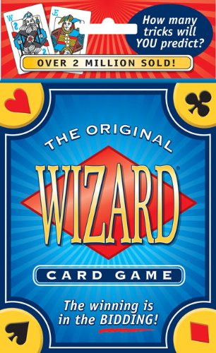 The Original Wizard Card Game - 1