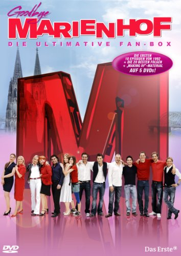 Goodbye Marienhof - Die ultimative Fan-Box [5 DVDs]