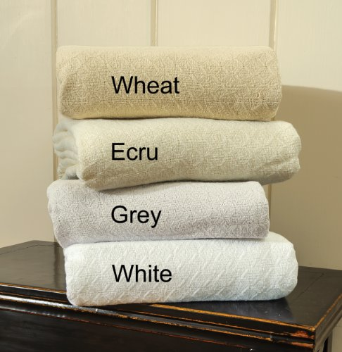 Woven Cotton Blankets