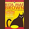 The Tail of the Tip-Off Audiobook by Rita Mae Brown Narrated by Kate Forbes