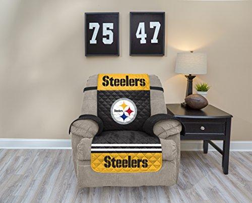 Steelers Man Cave Furniture : Pittsburgh steelers recliner