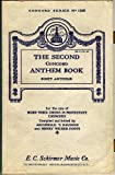 Second Concord Anthem Book