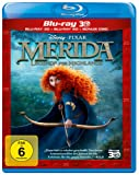Merida - Legende der Highlands (Bonus-Disc + Blu-ray 2D) [Blu-ray 3D]